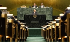 UN General Assembly Adopts Historic Resolution on Child, Early & Forced Marriage
