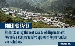 Understanding the Root Causes of Displacement - Towards a Comprehensive Approach to Prevention & Solutions - Displaced Women