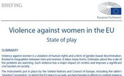 Violence against women in the EU - State of play