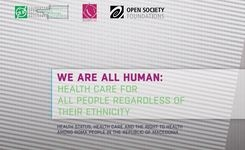 We are all human: Health care for all people regardless of their ethnicity