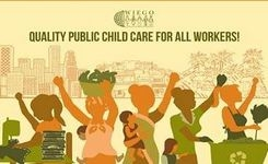 Women Informal Workers Child Care Campaign