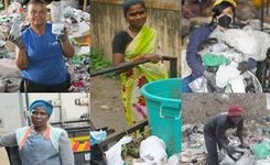 Women Waste Pickers - Informal Economy Monitoring Study Sector Report - WIEGO