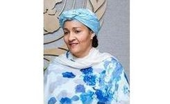 Women of Distinction Awardee 2016: Amina J. Mohammed - NGO Committee on the Status of Women NY