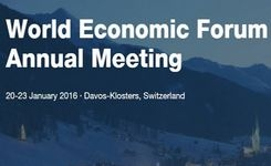 World Economic Forum 2016 - Davos - Women Underrepresented But Push for More Gender Equality