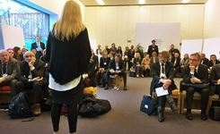 World Economic Forum 2017 - 80% Male - Woman Economist Shares Personal Davos Experiences