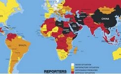 World Press Freedom Day - Right of Women for Freedom of Information + Freedom & Security of Women in Media