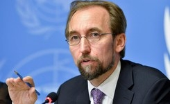 "Zeid calls on states to go ""Beyond lip-service, towards gender equality"" for International Women's Day, 8 March 2015"