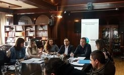 """Проект: """"Унапредување на локални политики за обезбедување на пристап до правда"""""""