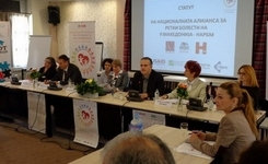 Conference for creation of National alliance for rare diseases in R. Macedonia - 22.03.2014