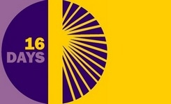 16 Days of Activism Against Gender-Based Violence Campaign - 2015 Theme