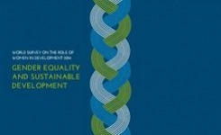 2014 World survey on the role of women in development: Gender equality & Sustainable development