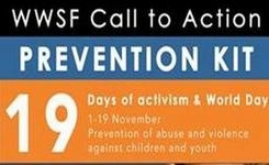 2015 Campaign of 19 Days of Activism for Prevention of Abuse & Violence Against Children & Youth - Prevention Take Action Kit