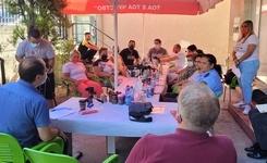 Ромската заедница и граѓанските организации не се носители на одговорот на кризи и кризни состојби, но се клучни во зголемување на отпорноста на заедницата на нив