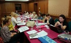 """Трета средба за вмрежување на организациите вклучени во проектот """"Социјална отчетност за родова еднаквост"""""""