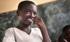 A Girl's Right to Learn Without Fear - Working to End Gender-Based Violence at School