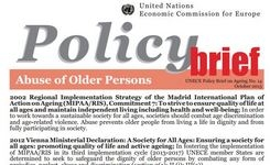 Abuse of older persons - UNECE - Older women