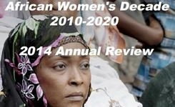 African Women's Decade 2010-2020: 2014 Annual Review