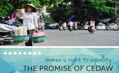 CEDAW - Women's Right to Equality: The Promise of CEDAW