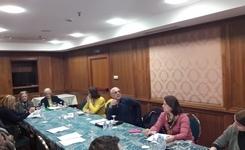 Организирање на втора работна средба за ревидирање на прашалниците за судско набљудување