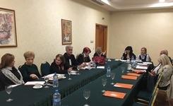 Проект на УСАИД за правна заштита на жените – Работилница за стратешко застапување