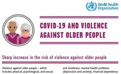 COVID-19 & Violence Against Older People - Elderly Women