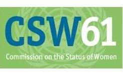 CSW 61 - UN Official Documents & NGO Statements