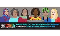 CSW 65 - 2021 - Press Release