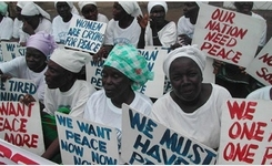 Civil Society High Level Advocacy Letter in Advance of 15th Anniversary of UN SC Res 1325 - 106 Organization Endorsements