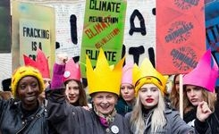 Climate Change International Agreement - Women & Climate Change Challenges