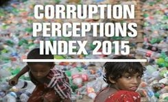Corruption Perceptions Index 2015 Report + Country Rankings