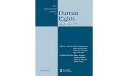 Critical Perspectives on the Security and Protection of Human Rights Defenders