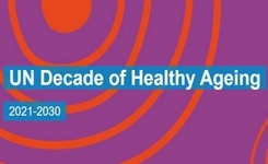 Decade of Healthy Ageing - Older Women