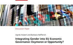 EU - Integrating Gender into EU Economic Governance: Oxymoron or Opportunity?