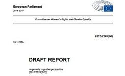 EU - On Poverty: A Gender Perspective - FEMM