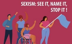EU - Sexism: See It, Name It, Stop It! Council of Europe