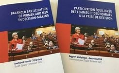 EU - Women in Power: Major Inequalities Remain Across Europe