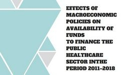 Effects of macroeconomic policies on availability of funds to finance the public healthcare sector in the period 2011–2018