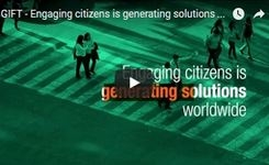 Engaging citizens is generating solutions worldwide!