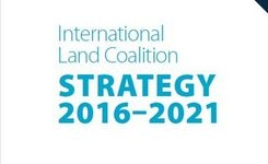 Equal Land Rights for Women - International Land Coalition Strategy 2016-2021
