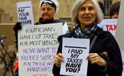 Fair Taxation & Fiscal Justice Are Crucial to Women's Rights & Equality