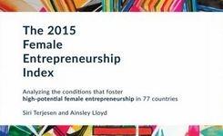 2015 Female Entrepreneurship Index