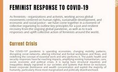 Feminist Response to COVID-19