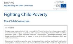 Fighting Child Poverty - The Child Guarantee