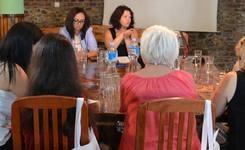 """Фокус група со невработени жени од општина Битола во рамки на проектот """"Социјална отчетност за родова еднаквост"""""""