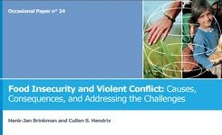 Food Insecurity Is Associated with Contemporary Armed Conflicts, From Global to Local