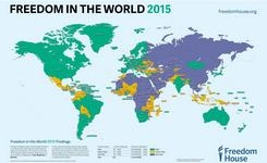 Freedom in the World 2015 - Report - Gender