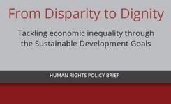 From Disparity to Dignity - Tackling Economic Inequality through the Sustainable Development Goals - Gender