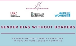 Gender Bias Without Borders - Female Characters in Films - Research in 11 Countries