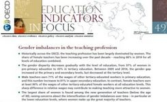 Gender Imbalances in the Teaching Profession