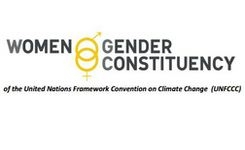Gender & Climate change: The past – The present – The future